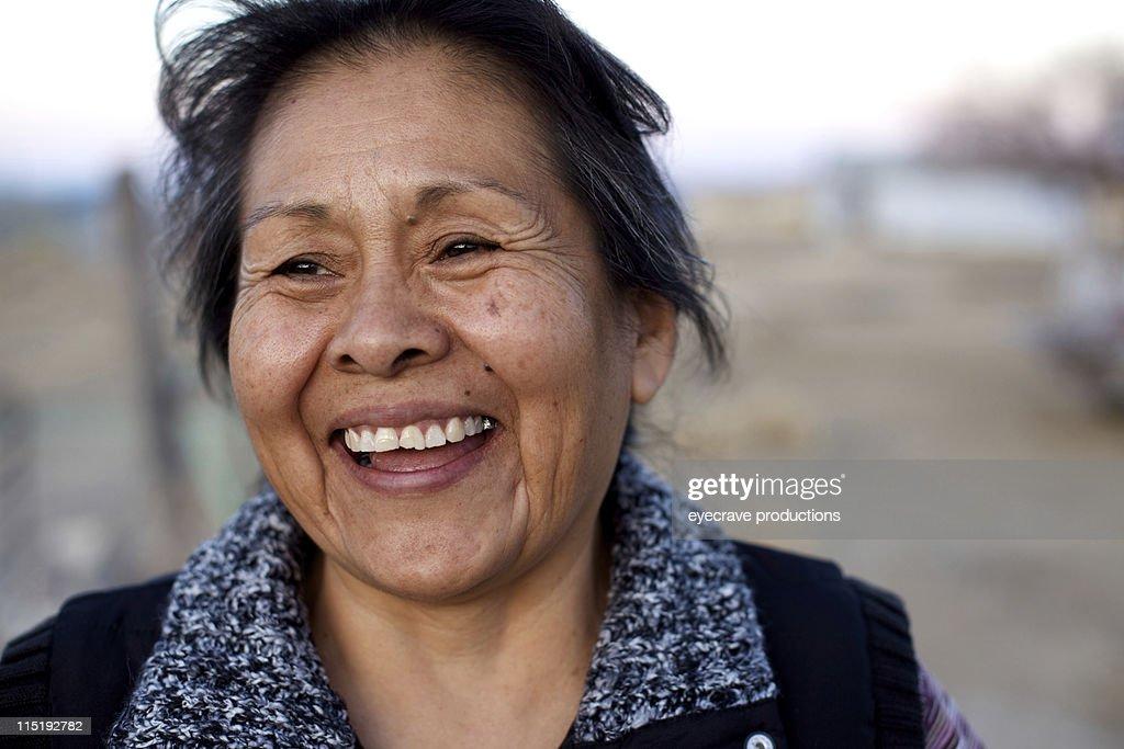 Native american portraits - Navajo