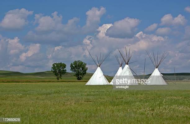 Native American Setting