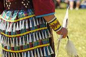 native Jingle dress Dancer