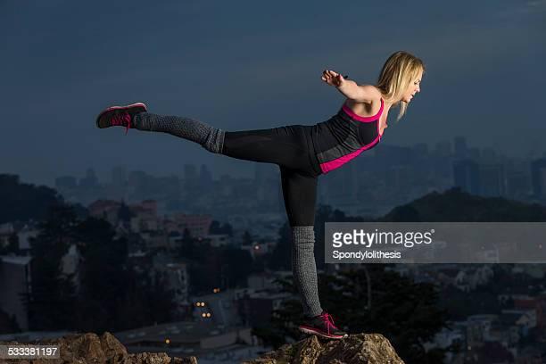 Equilibrio naturale a San Francisco