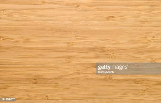 Natural bamboo plank