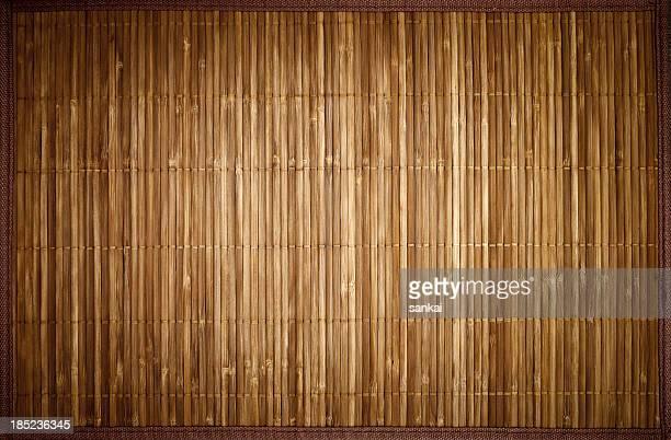 Textura de fondo Natural de bambúes