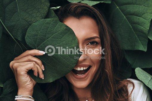 Natural beauty. : Stock Photo