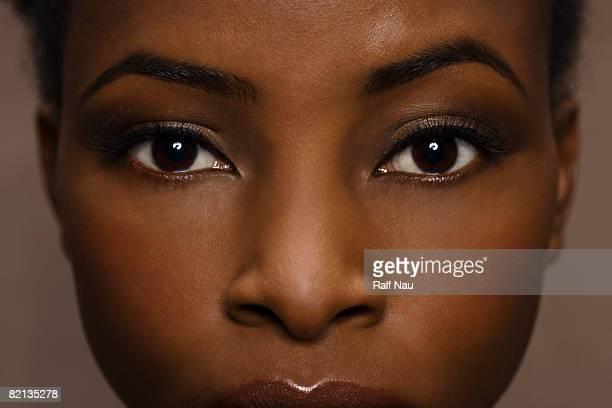 Natürliche Schönheit Porträt