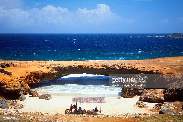 Natural Bridge Beach, Aruba