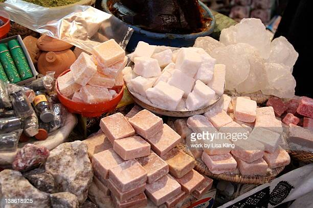 Natural cosmetics and soaps, Marrakech