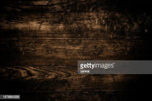 Natural distressed wood