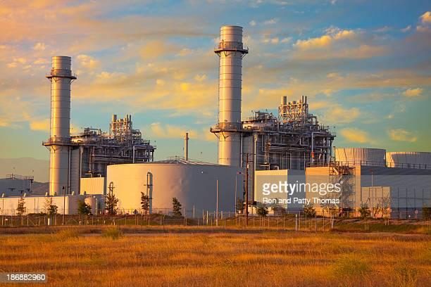 A gás Natural de energia eléctrica