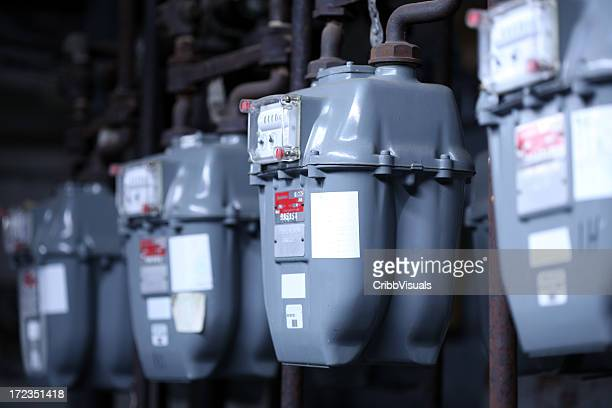 Natural Gas Meters
