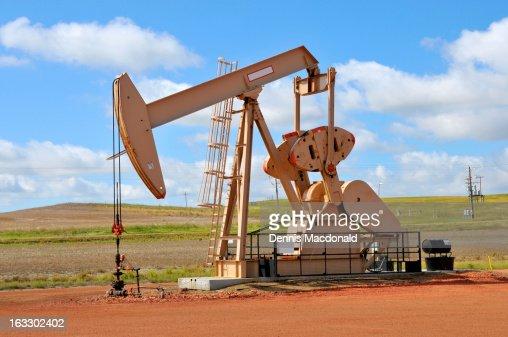 Natural Gas Pumping Station