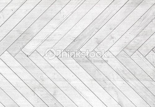 Natural gray wooden parquet herringbone. Wood texture. : Stock Photo