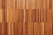 Natural Modern Hardwood Parquet Flooring Texture And Background