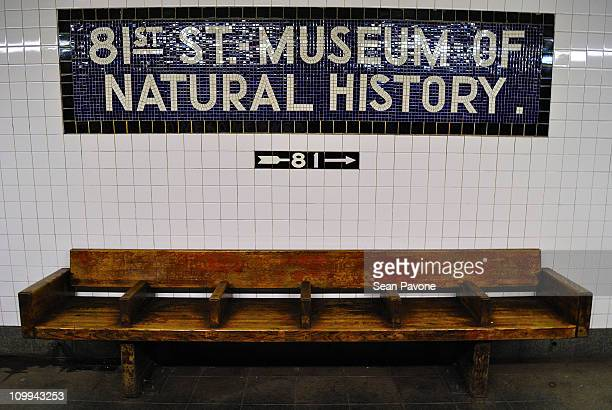 Natural History Museum Sign