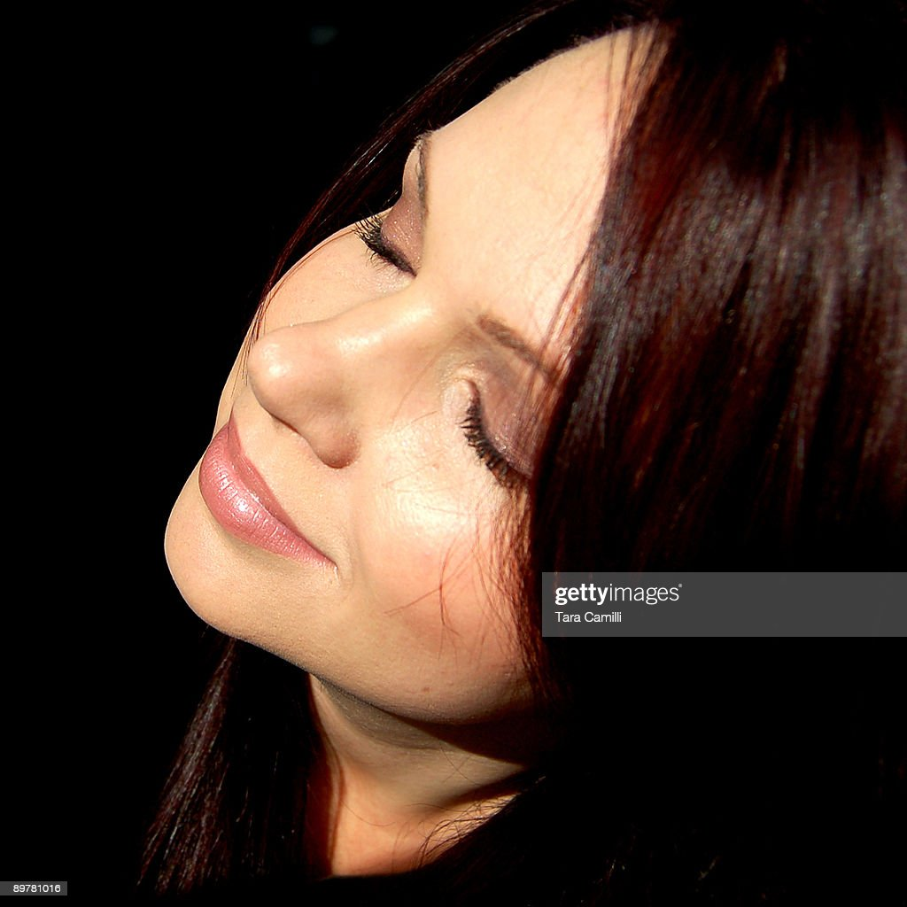 Natural light content woman : Stock Photo