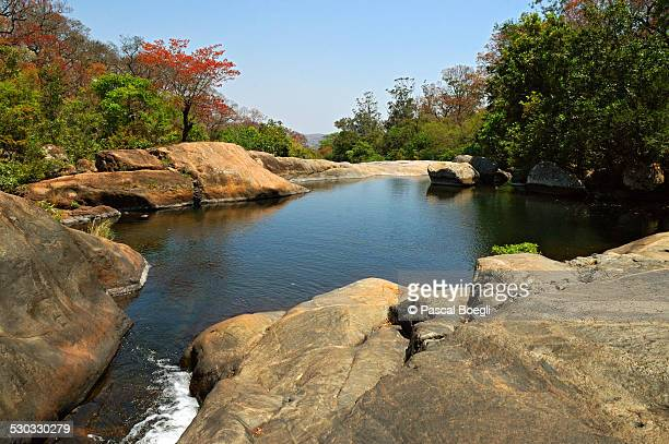 Natural pool - Mulanje Massif - Malawi
