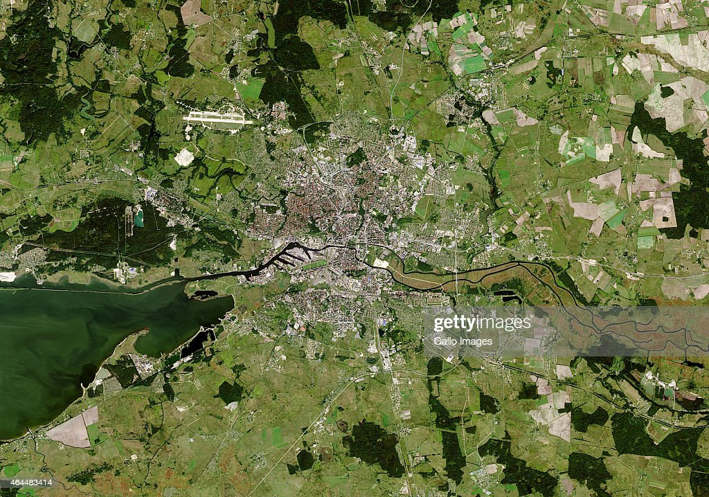 Satellite Views of Russia Photos and Images Getty Images