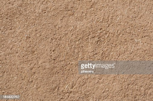 Natural Stucco Wall