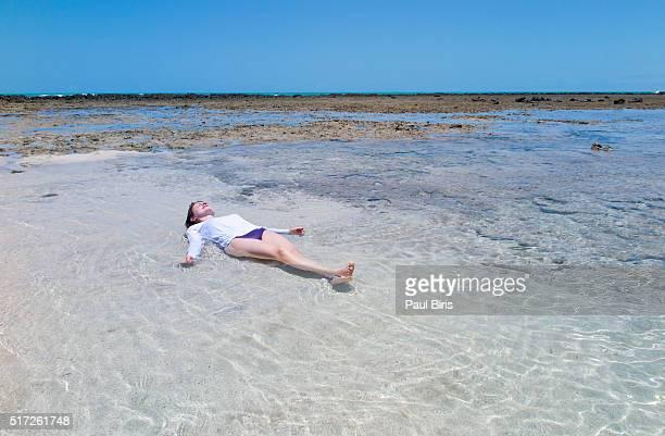 Natural swimming pool in Maragogi, Maragogi Beach, Coral Coast, Alagoas