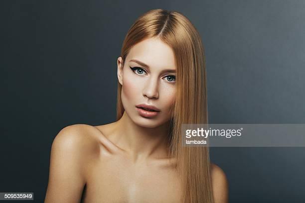 Natürliche Frau