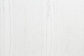 Natural wood background texture full frame painted in white