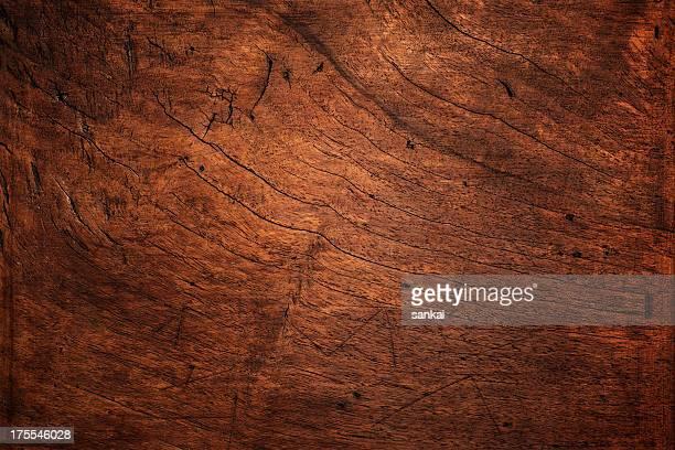 天然木材のテクスチャ背景の風化した、悪い状態