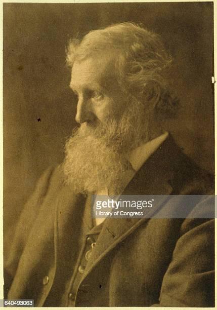 Naturalist John Muir