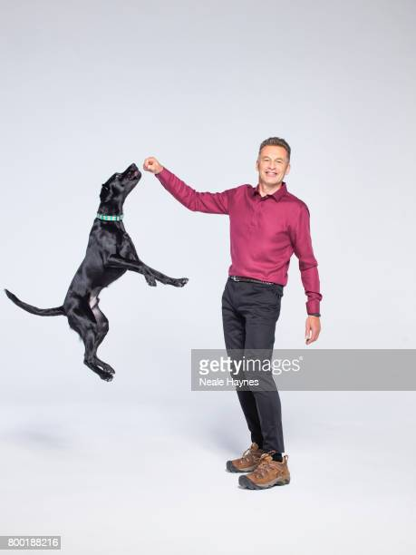 Naturalist nature photographer television presenter and author Chris Packham is photographed for the Daily Mail on March 7 2017 in London England