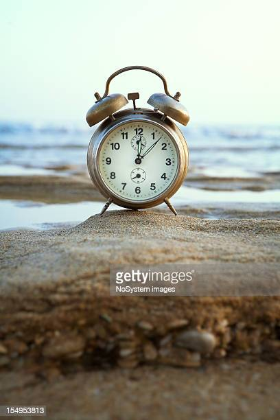 Nature and time concept