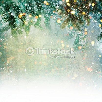 Nature background with lighten bokeh : Stock Photo