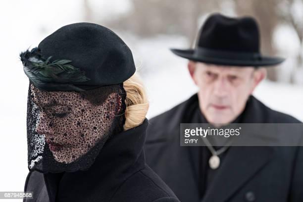 12 MONKEYS 'Nature' Episode 306 Pictured Amanda Schull as Cassandra Railly