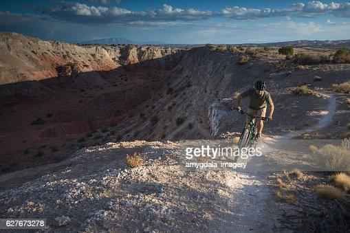 nature man mountain biking fintess