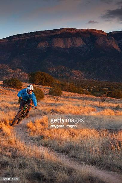 nature man mountain biking fitness
