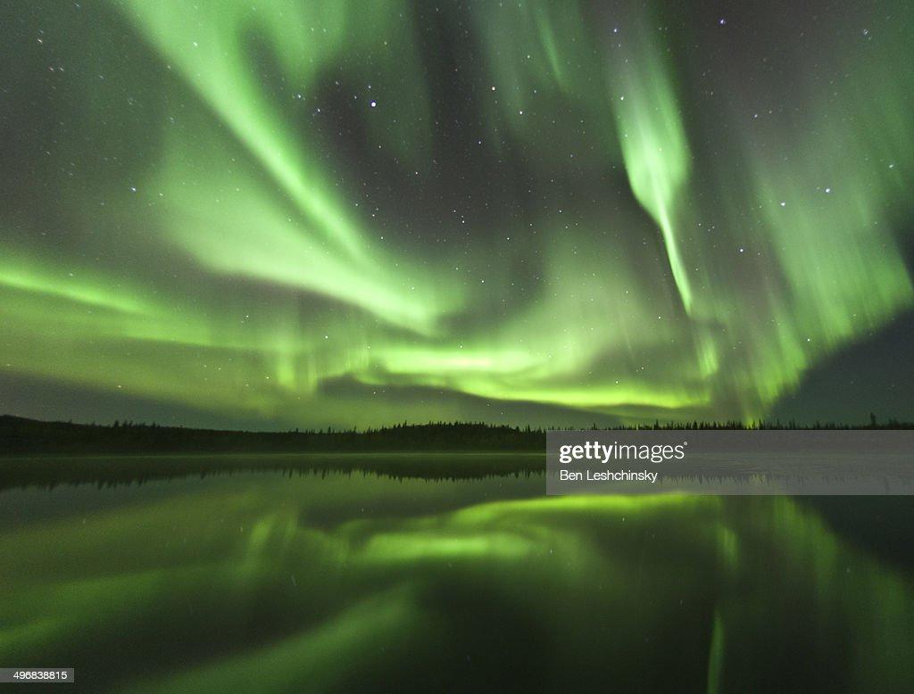 Nature's Light Show
