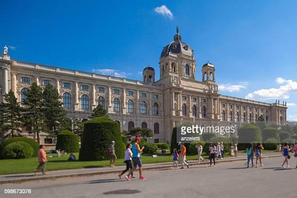 Museo di Storia Naturale di Vienna, Vienna