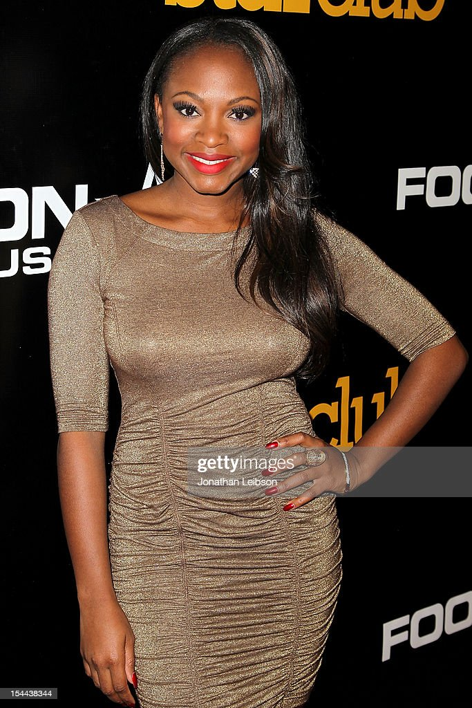 <a gi-track='captionPersonalityLinkClicked' href=/galleries/search?phrase=Naturi+Naughton&family=editorial&specificpeople=2559512 ng-click='$event.stopPropagation()'>Naturi Naughton</a> attends the J. Cole Performs At Footaction's 'Own The Stage' Celebration at W Hollywood on October 19, 2012 in Hollywood, California.