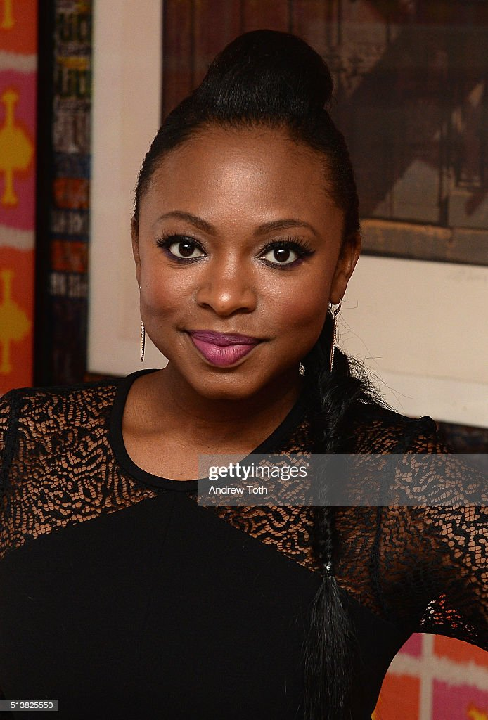 Naturi Naughton attends the The Beauty Of Power Event at Crosby Hotel on March 4, 2016 in New York City.