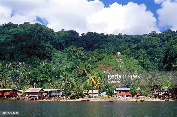 Naufee village Malaita Province Solomon Islands