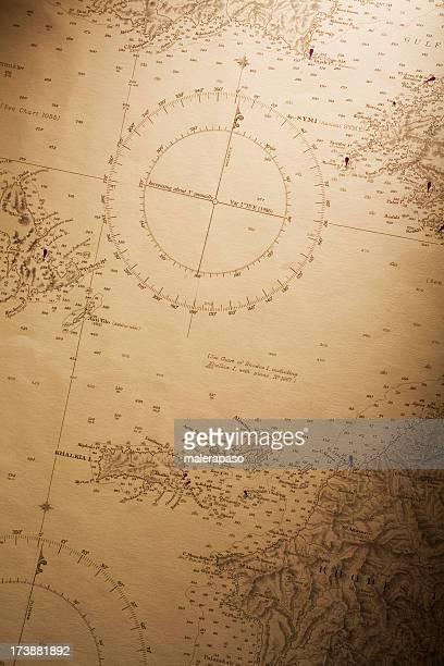 Nautical chart