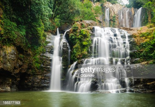 Nauyuca Waterfall in Costa Rica