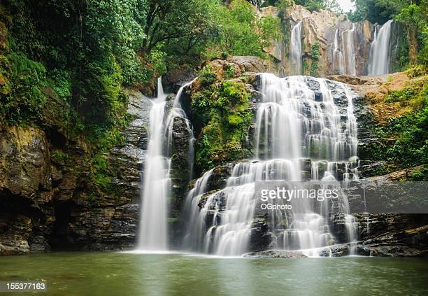 Cascata Nauyuca in Costa Rica