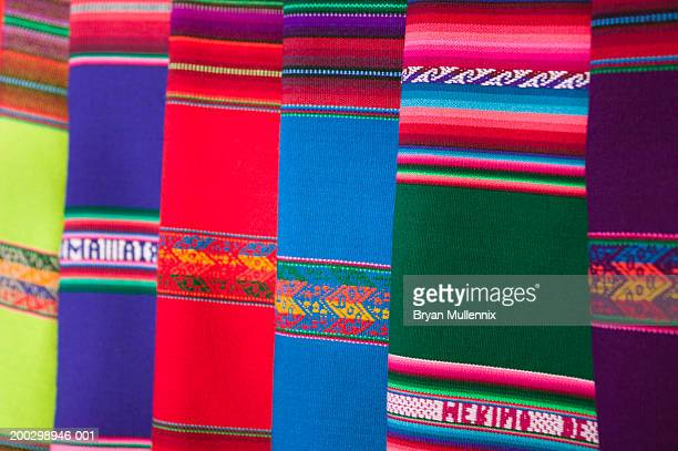 Navajo blankets for sale, full frame