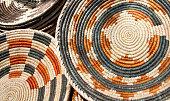 Navajo Wedding Baskets