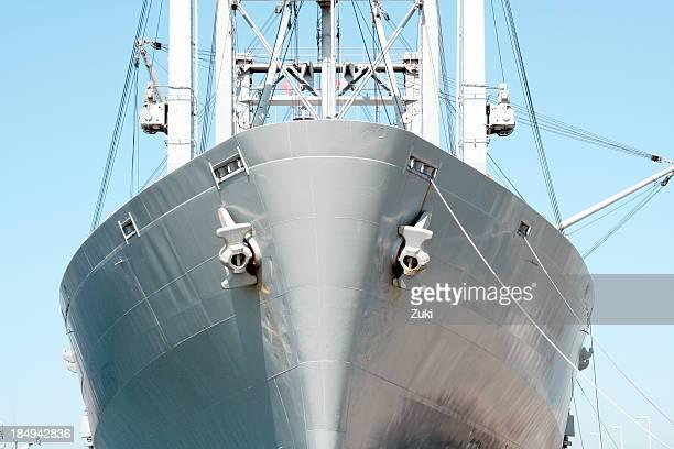 Naval cargo ship