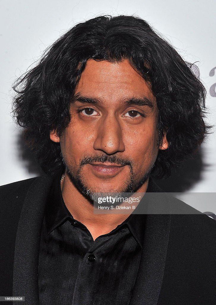<a gi-track='captionPersonalityLinkClicked' href=/galleries/search?phrase=Naveen+Andrews&family=editorial&specificpeople=693525 ng-click='$event.stopPropagation()'>Naveen Andrews</a> attends The Cinema Society with Linda Wells & Allure Magazine premiere of Entertainment One's 'Diana' at SVA Theater on October 30, 2013 in New York City.