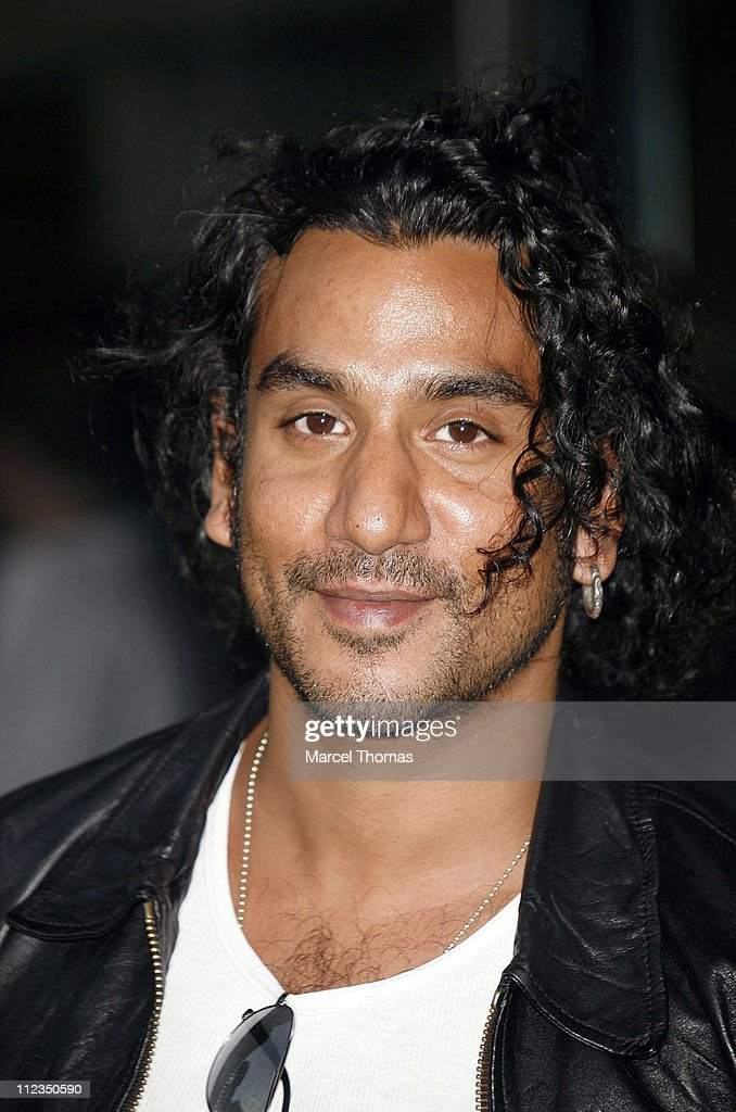 Naveen Andrews Sighting in New York City - June 15, 2006