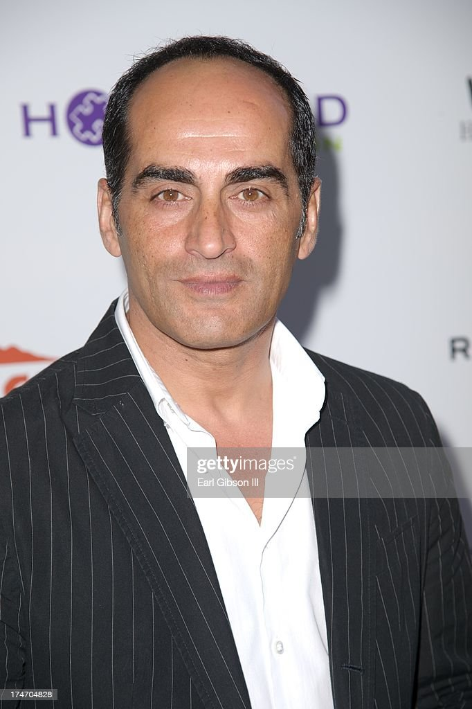 Navid Negahban attends the 15th Annual DesignCare on July 27, 2013 in Malibu, California.