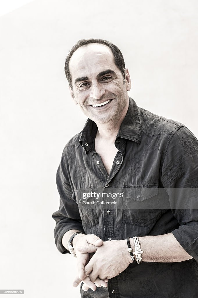 <a gi-track='captionPersonalityLinkClicked' href=/galleries/search?phrase=Navid+Negahban&family=editorial&specificpeople=699830 ng-click='$event.stopPropagation()'>Navid Negahban</a> during a portrait session at the 10th Annual Dubai International Film Festival held at the Madinat Jumeriah Complex on December 14, 2013 in Dubai, United Arab Emirates.