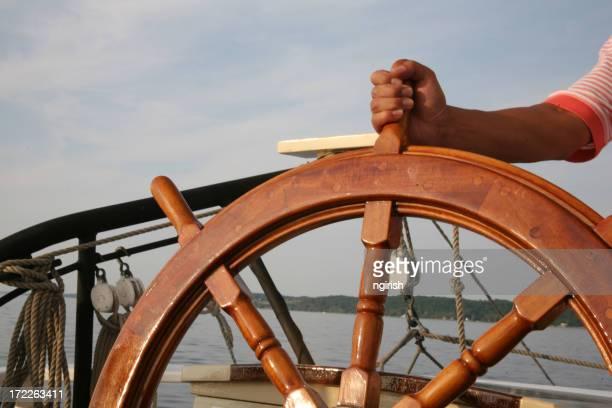 Navigating the tall ship