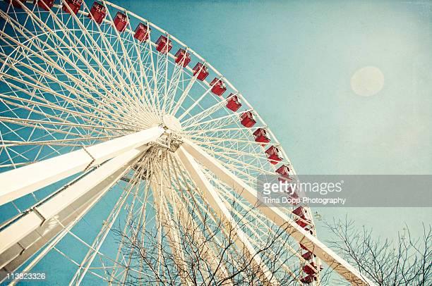 Navy Pier Ferris Wheel, Chicago, Illinois