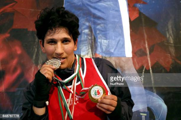 Nawel Zerrouk 34yearold singles Algeria champion at Boxing Two Faiths 2014 and 2016 and has been playing Boxing for over 11years International...